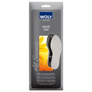 Woly Odour Stop Insole Cut To Size