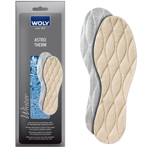 Woly Astro Therm Insole Ladies Size 4