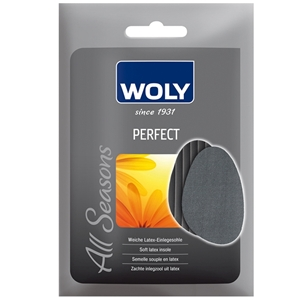 Woly Perfect Half Sole Size 7-8